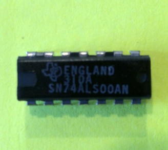 SN74ALS874NT Dual 4-Bit D-Type Edge-Triggered Flip-Flops Texas Instruments